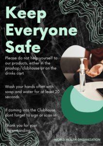 Keep Everyone Safe